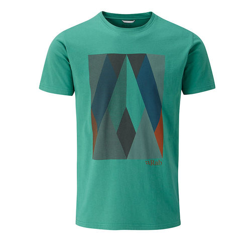 ROCK GRAPHIC TEE (Rab)