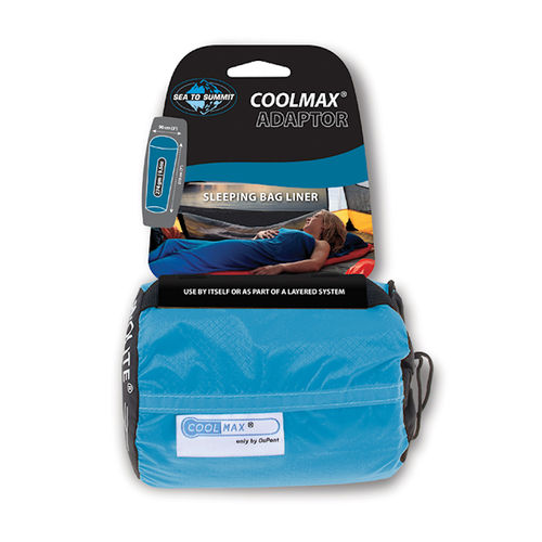 ADAPTOR COOLMAX LINER (Sea To Summit)