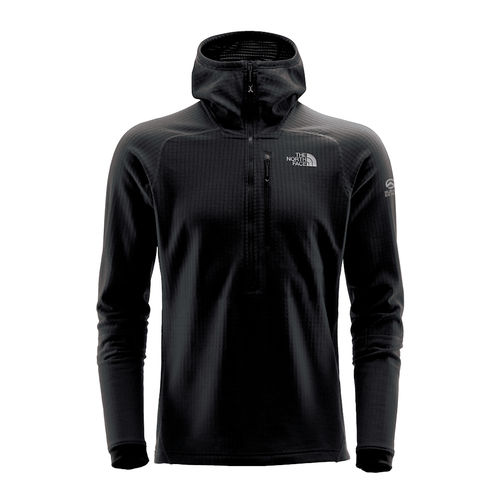 SUMMIT L2 FuseForm™ FLEECE 1/2 ZIP HOODIE (The North Face)